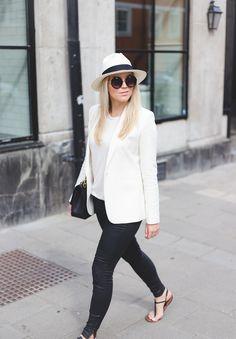 B & W (P.S. I love fashion by Linda Juhola)
