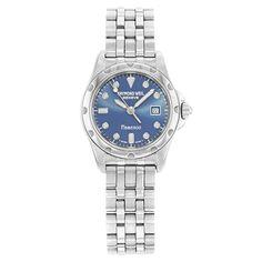320e9f48189 Raymond Weil Flamenco Quartz Female Watch 5370S-BLU (Certified Pre-Owned