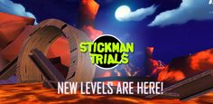 New levela are here: https://play.google.com/store/apps/details?id=com.tribegames.stickmantrials&hl=ru  #Stickman #Trials #Game #Android #Unity #Bike #Race #Racing #Cycling #dh #downhill #mtb #jumps #mountains #pitbike #new #update #google #play