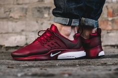 'Team Red' covers the Nike Air Presto Utility Low ow.ly/tLw13088Khe