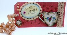 Click to Zoom: Red China Tea Cup Tag