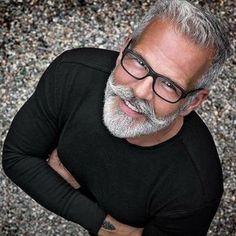 1000+ ideas about Grey Beards on Pinterest | Beards, Beard Styles and ...