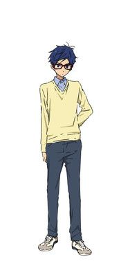 High Speed! Free! Starting Days: Rei Ryugazaki. A six-year elementary school student. He loves reading and goes to the library often.
