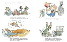 Sad Book by Michael Rosen, illustrated by Quentin Blake. Publisher: Candlewick, 2004.
