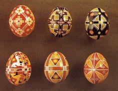 Pysanky: Herkunft und Bedeutung der ukrainischen Ostereier