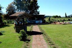 Hotel Casa de Campo - Driveway. #Colchagua