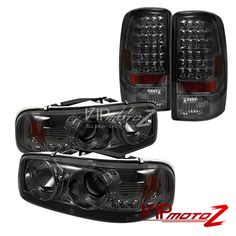 Customized 2006 Yukon Denali Custom Denali Headlights