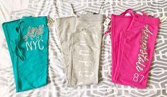 5642cebc882 BUNDLE LOT OF 3 aeropostale womens aero 87 nyc fit  amp  flare sweat pants  Size
