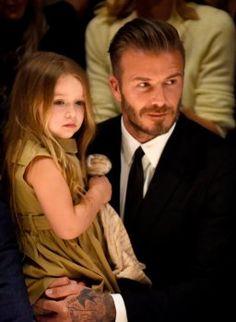 David & Victoria Beckham: Familienausflug zur Burberry Show