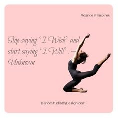dance motivates