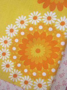 ❤ 1970s fabric ❤