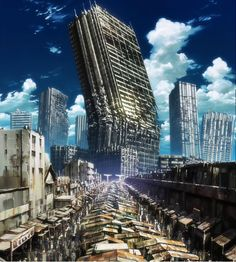 "Ghost in the Shell: Stand Alone Complex 2nd Gig Episode 5 ""EXCAVATION"" (2004) Production I.G."
