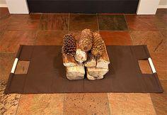 Firewood carrier tutorial