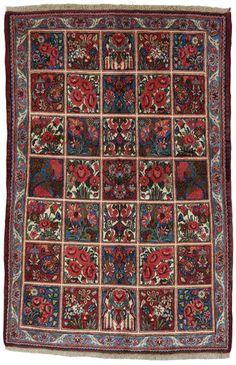 Bakhtiari 141x96 - CarpetU2