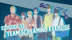 50% OFF Episode 13 - Team Screaming Exercise   Octopimp