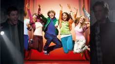 Supernatural Crack: High School Musical Edition!