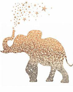 'Gatsby Elephant ' by Monika Strigel