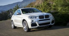 2017 BMW X4 Creating A New Class Of Vehicle