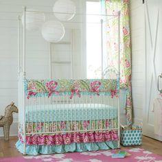 wholesale dealer 4de30 b3d28 64 Best Girl Crib Bedding images in 2019 | Crib bedding ...