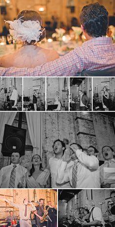 Howard + Kristin's September 2011 Wedding.  Photos by Lev Kuperman.