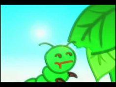 A borboleta e a lagarta - Palavra cantada