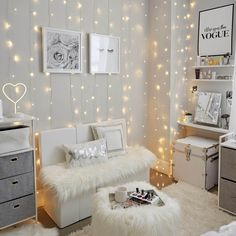 dream rooms for girls teenagers & dream rooms ; dream rooms for adults ; dream rooms for women ; dream rooms for couples ; dream rooms for adults bedrooms ; dream rooms for girls teenagers Small Room Bedroom, Room Ideas Bedroom, Master Bedroom, Girl Room Decor, Diy Bedroom, Small Teen Room, Master Suite, White Room Decor, Small Bedrooms