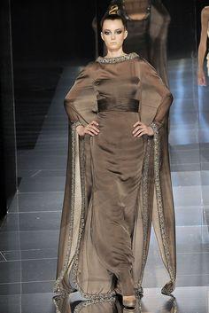Valentino Spring 2009 Couture Fashion Show - Sigrid Agren