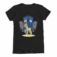 Dr. Whooves shirt, welovefine $25