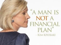 How many women grow up thinking the knight in shining armour will show up and take care of their finances? I used to.
