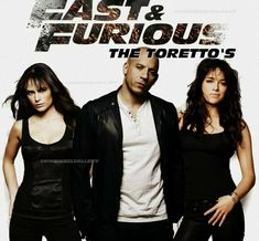 The Toretto Mia Dominic & Letty