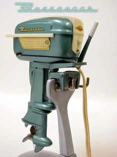 Toy outboard junk yard vintage toy outboard motors for Outboard motor salvage yard