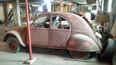 1957 Citroen 2CV For $2,500! - http://barnfinds.com/1957-citroen-2cv-for-2500/