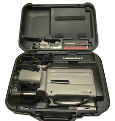 New product  pass it on  PANASONIC AG-188 ... See it now at http://csexpress.myshopify.com/products/panasonic-ag-188-proline-vhs-reporter-video-camera-with-power-adapter-case?utm_campaign=social_autopilot&utm_source=pin&utm_medium=pin