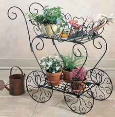 Scrolling Heart Decorative Metal Garden Cart, http://www.amazon.com/dp/B00HNEIG6Q/ref=cm_sw_r_pi_awdm_YFdHtb1FVCWQH