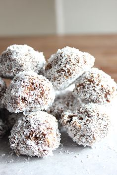4 Ingredient Chocolate Weet Bix Balls