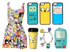 """""""Adventure Time"""" by amytharapos ❤ liked on Polyvore"""