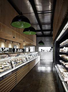 Carnicería de diseño en Melbourne|Espacios en madera