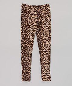 leopard leggjngs