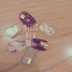 My nail arts.