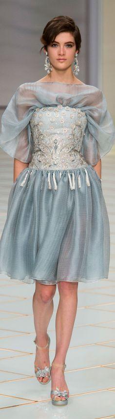 Défilé Guo Pei Printemps-été 2016 Haute couture