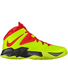 Just customized and ordered this Nike Zoom Soldier VII iD Kids' Basketball Shoe (3.5y-6y) from NIKEiD. #MYNIKEiDS