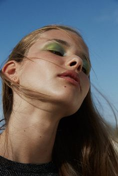 Oyster Beauty: 'Sandstorm' Shot By Jedd Cooney | Fashion Magazine | News. Fashion. Beauty. Music. | oystermag.com