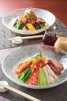 ANAインターコンチネンタルホテル東京,中国料理,花梨,伝統,花梨涼拌麺,担々涼拌麺