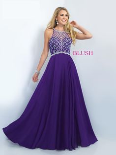 Blush Prom 11071