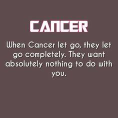 i am a cancerian