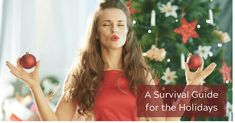 A Survival Guide for the Holidays Dealing With Divorce, Holiday Stress, Divorce Attorney, Survival Guide, New Look, Eyebrows, Things That Bounce, Restoration, Immune System