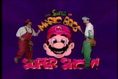 The Super Mario Brothers Super Show