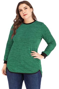Curve Girl Plus Size Clothing - Women's Plus Size Desi Clothing      Textured Casual T.Shirt      $27.99      Retail Price:$54.99 Formal Skirt And Top, Skirt And Top Set, Plus Size Dresses, Plus Size Outfits, Trendy Outfits, Mini Club Dresses, Ball Dresses, Cool Summer Palette, Size Zero