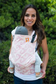 Tula Surf Tofino TULA BABY CARRIER- top pick if I had a baby girl