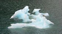 USA - Park Narodowy Zatoki Lodowców - góra lodowa